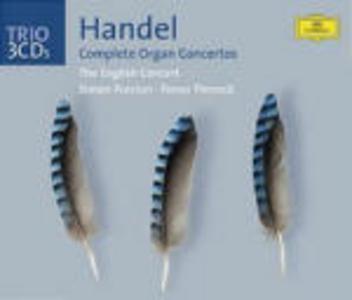 CD Concerti per organo di Georg Friedrich Händel