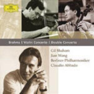 CD Concerto per violino - Concerto per violino e violoncello di Johannes Brahms