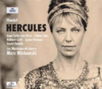 CD Hercules di Georg Friedrich Händel
