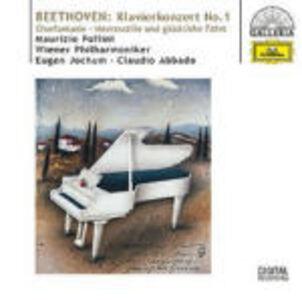 CD Concerto per pianoforte n.1 - Fantasia corale op.80 - Calm Sea and Prosperous di Ludwig van Beethoven