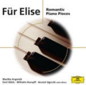 CD Per Elisa: Pezzi romantici per piano