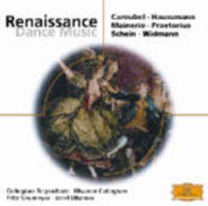 Foto Cover di Danze del Rinascimento, CD di  prodotto da Deutsche Grammophon