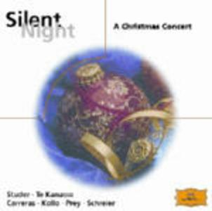 CD Silent Night: A Christmas Concert