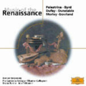 Music of the Renaissance - CD Audio