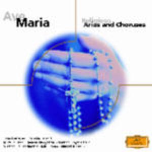 CD Ave Maria: Religious Arias and Choruses