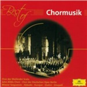 CD Best of Chormusik