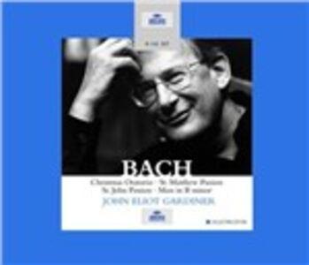 CD Oratorio di Natale (Weihnachts-Oratorium) - La Passione secondo Matteo - La Passione secondo Giovanni di Johann Sebastian Bach