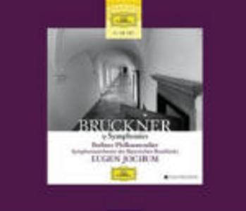 CD Sinfonie complete di Anton Bruckner
