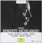 CD L'arte di Benedetti Michelangeli Arturo Benedetti Michelangeli