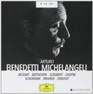 CD L'arte di Benedetti Michelangeli