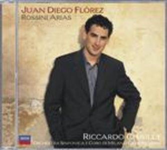 CD Rossini Arias di Gioachino Rossini