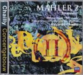 CD Sinfonia n.2 - Totenfeier di Gustav Mahler