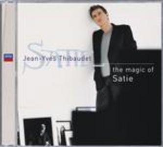 CD The Magic of Satie di Erik Satie