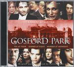 Cover CD Colonna sonora Gosford Park