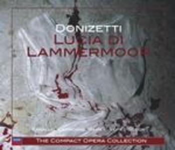 CD Lucia di Lammermoor di Gaetano Donizetti
