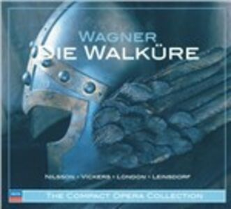 CD La Valchiria (Die Walküre) di Richard Wagner