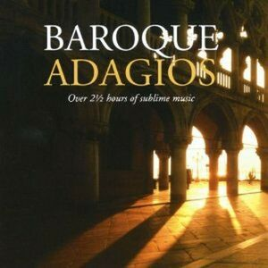CD Baroque Adagios