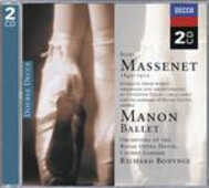 CD Manon Ballet Jules Massenet Richard Bonynge Covent Garden Orchestra