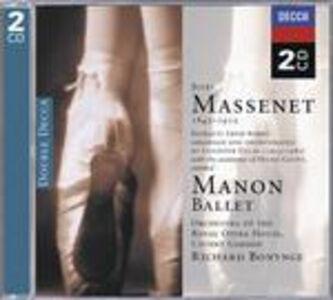 CD Manon Ballet di Jules Massenet