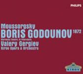 Foto Cover di Boris Godunov, CD di AA.VV prodotto da Philips