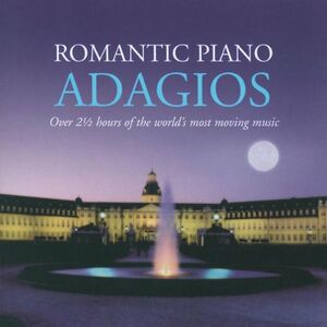 CD Romantic Piano Adagios