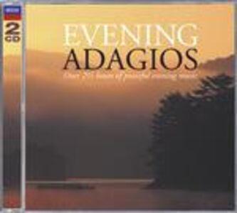CD Evening Adagios