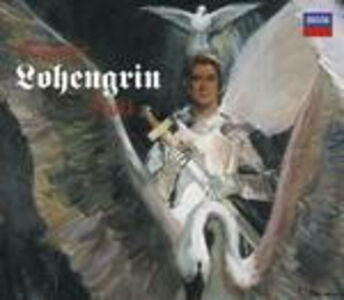 CD Lohengrin di Richard Wagner