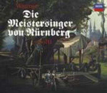 I maestri cantori di Norimberga (Die Meistersinger von Nürnberg) - CD Audio di Richard Wagner,Ben Heppner,José Van Dam,Karita Mattila,Georg Solti,Chicago Symphony Orchestra