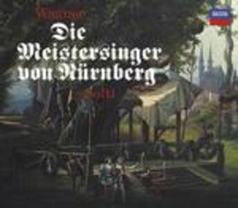 Foto Cover di I maestri cantori di Norimberga (Die Meistersinger von Nürnberg), CD di AA.VV prodotto da Decca