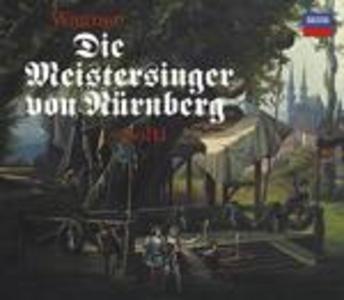 CD I maestri cantori di Norimberga (Die Meistersinger von Nürnberg) di Richard Wagner