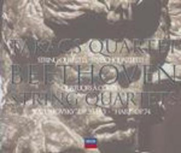 CD Quartetti per archi di Ludwig van Beethoven