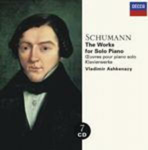 CD Musiche per pianoforte di Robert Schumann
