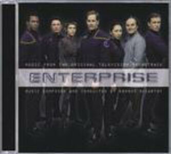Foto Cover di Star Trek Enterprise, CD di  prodotto da Decca