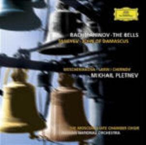 CD Le campane - Cantata John of Damascus di Sergei Vasilevich Rachmaninov