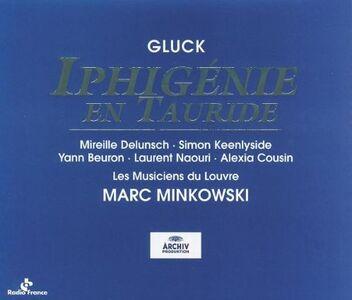 Foto Cover di Ifigenia in Tauride, CD di AA.VV prodotto da Archiv