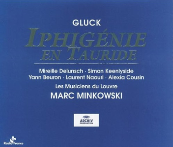 CD Ifigenia in Tauride di Christoph Willibald Gluck