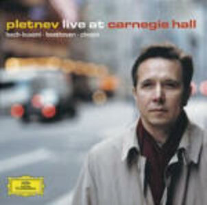 CD Live at Carnegie Hall