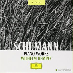 CD Musiche per pianoforte di Robert Schumann