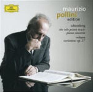 CD Opere per pianoforte / Variazioni op.27 Arnold Schönberg , Anton Webern