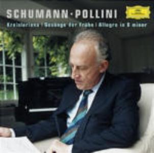CD Kreisleriana - Gesange der Fruhe - Allegro op.8 di Robert Schumann