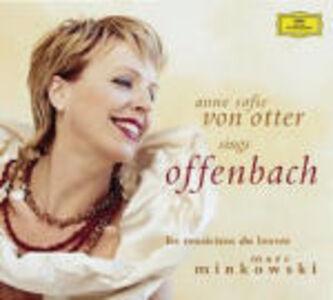CD Sings Offenbach di Jacques Offenbach