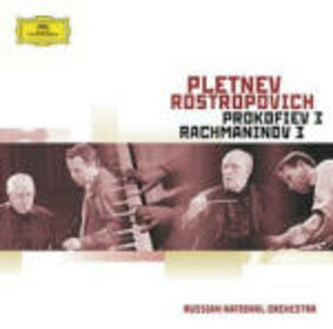 CD Concerto per pianoforte n.3 / Concerto per pianoforte n.3 Sergei Sergeevic Prokofiev , Sergei Vasilevich Rachmaninov