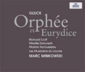 Orfeo ed Euridice - CD Audio di Christoph Willibald Gluck,Marc Minkowski,Les Musiciens du Louvre,Mireille Delunsch,Richard Croft