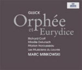 Foto Cover di Orfeo ed Euridice, CD di AA.VV prodotto da Archiv