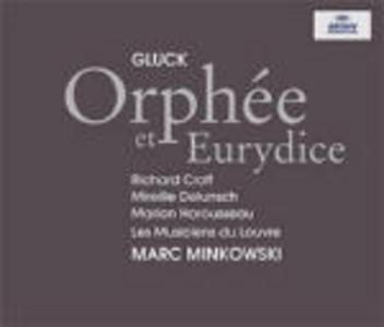 CD Orfeo ed Euridice di Christoph Willibald Gluck