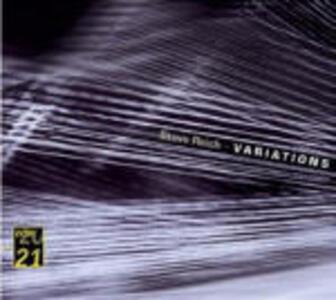 Variazioni - CD Audio di Steve Reich,San Francisco Symphony Orchestra,Edo de Waart