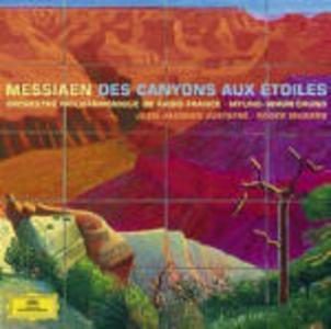 CD Des canyons aux étoiles di Olivier Messiaen