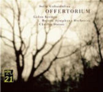CD Offertorium - Concerto per violino di Sofia Gubaidulina