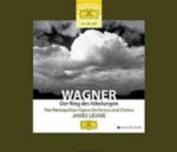 CD L'Anello del Nibelungo (Der Ring des Nibelungen) di Richard Wagner
