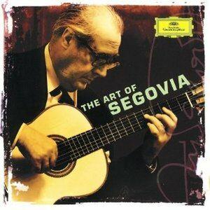 CD The Art of Segovia